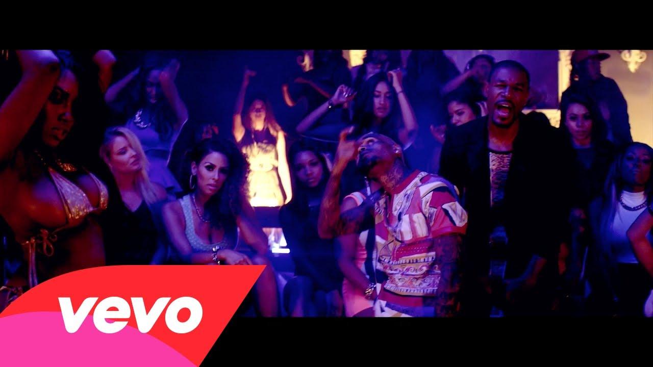 Tank Feat. Chris Brown – Shots Fired