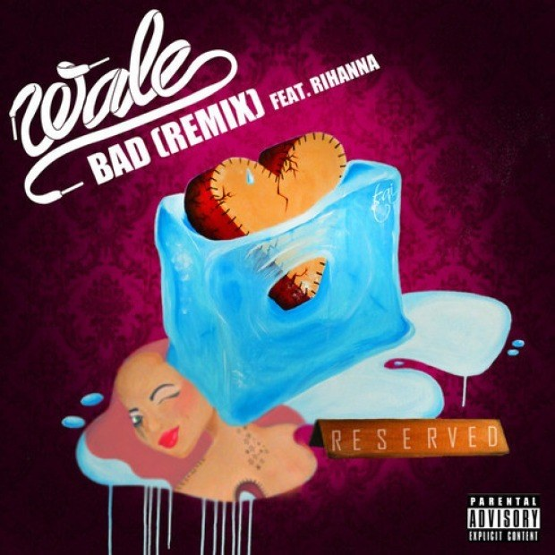 "Wale Drops Official ""Bad"" Remix Featuring Rihanna [VMG Approved]"