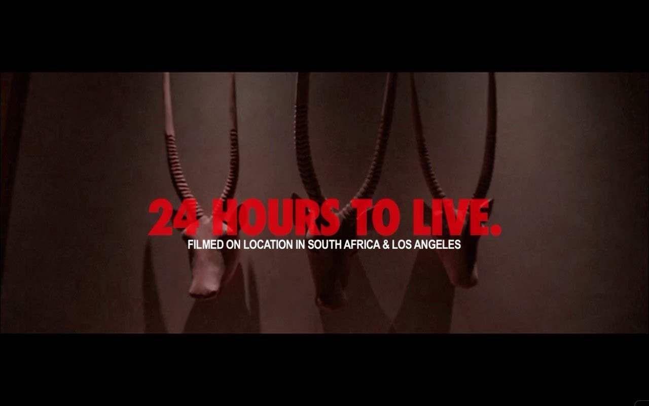 "2 Chainz ""24 Hours To Live"" Mini-Series"