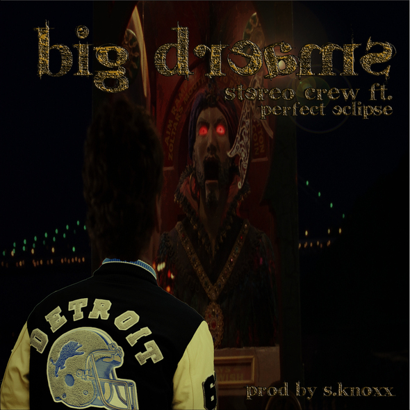 Big Dreams cover