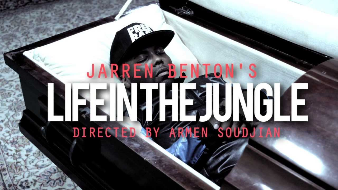 Jarren Benton – Life In The Jungle