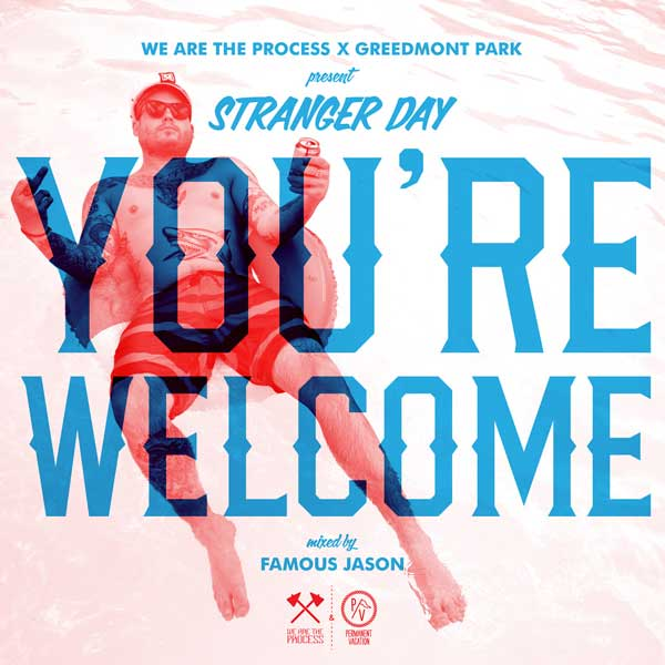 Stranger Day – You're Welcome