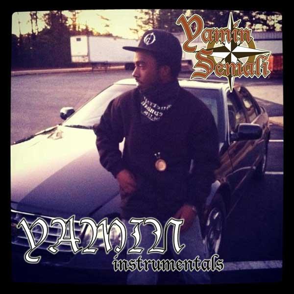 Yamin Semali – Yamin, The Instrumentals