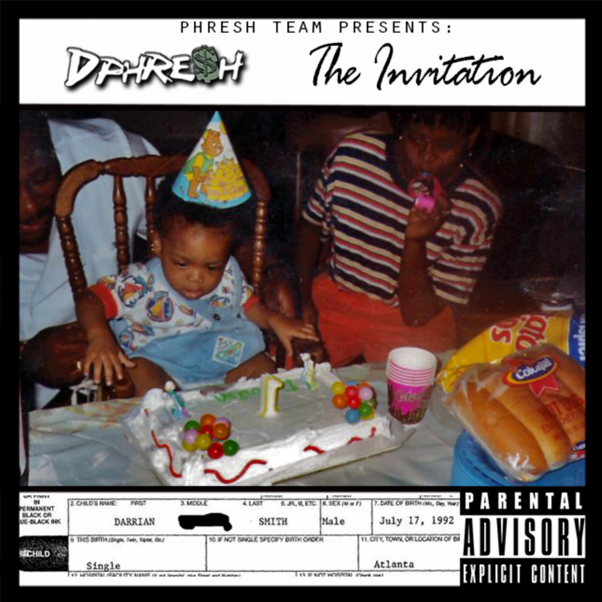 DPhresh – The Invitation: Welcome to Phresh Everyday