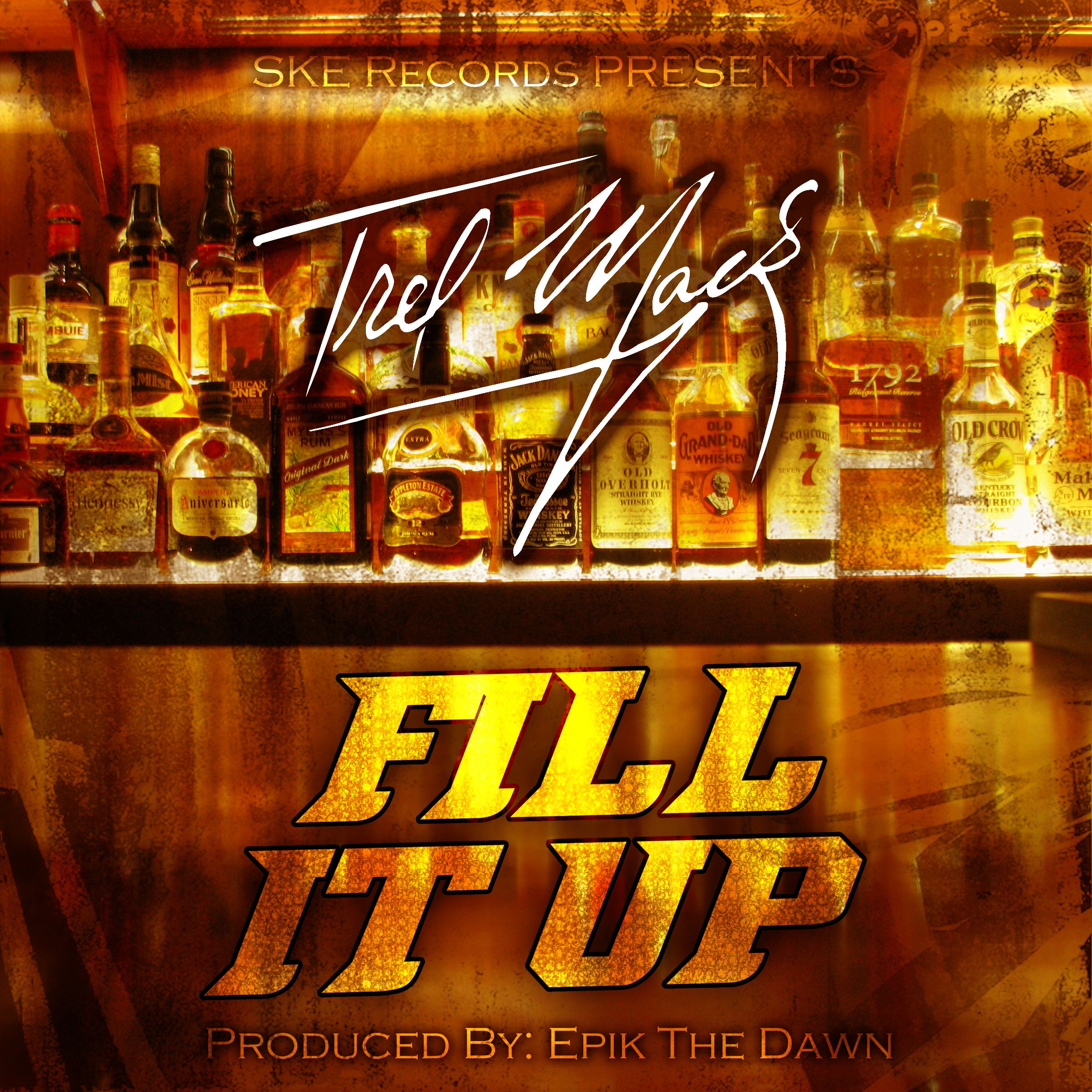 Trel Mack- FIll It Up
