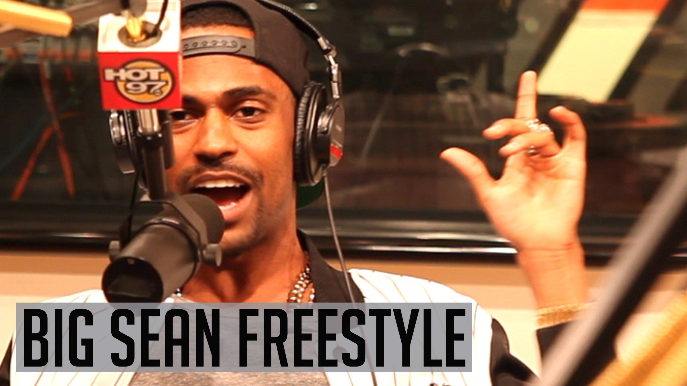 Big Sean Freestyle on Funk Flex