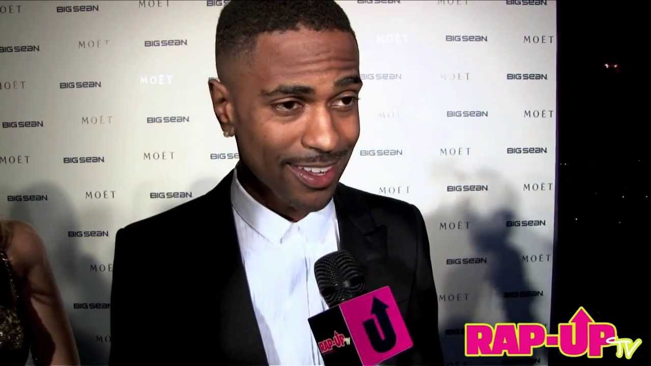 "Big Sean Reacts To Kendrick Lamar's ""Control"" Verse"