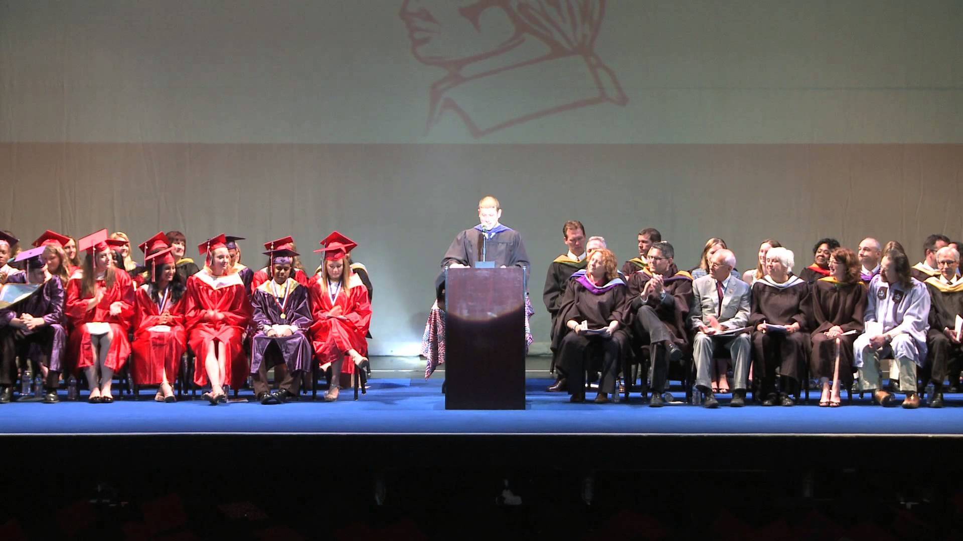 Drake Inspires Graduation Speech At Schenectady High