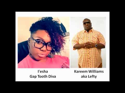 "I'esha ""GapToothDiva"" Gives The Real On The Hip Hop Bloggers"