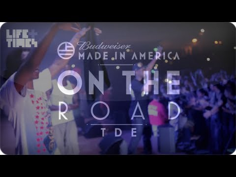 "Kendrick Lamar ""On The Road"" Documentary"