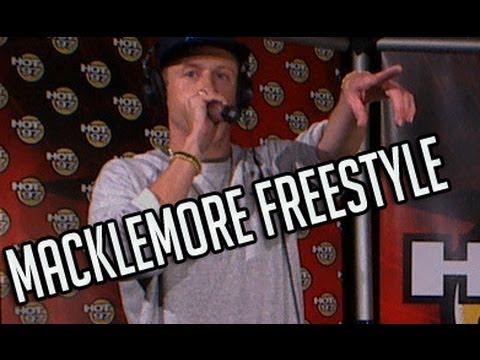 Macklemore Freestyle With Rosenberg