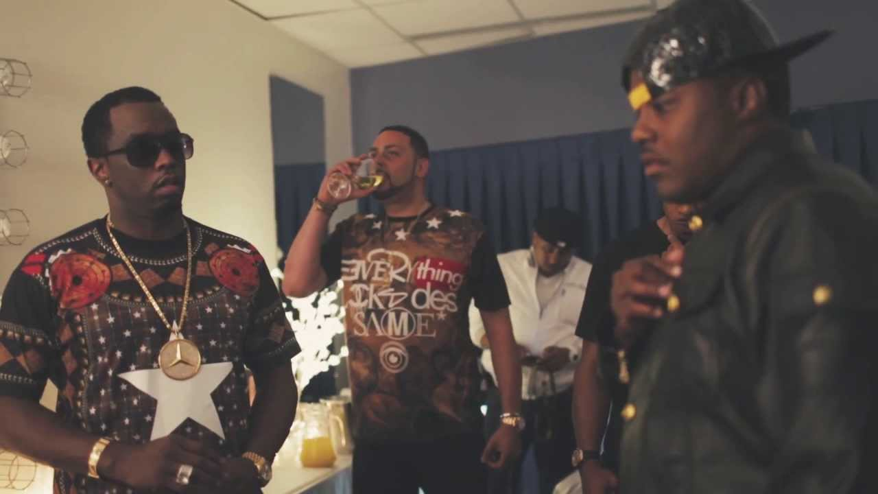 Ma$e & Diddy 9 Years (OVO Fest 2013) Vlog