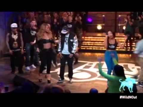 "Mariah Carey Shuts Down Nick's ""Wild'N Out"" Antics"