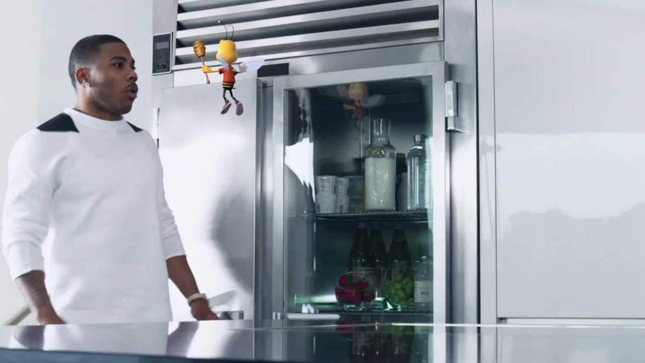 Nelly Stars In Honey Nut Cheerios Ad