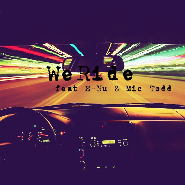 Pico Stacks Feat. E-nu, Mic Todd – We Ride