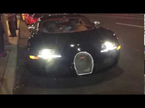 Drake Can't Get His Bugatti To Start