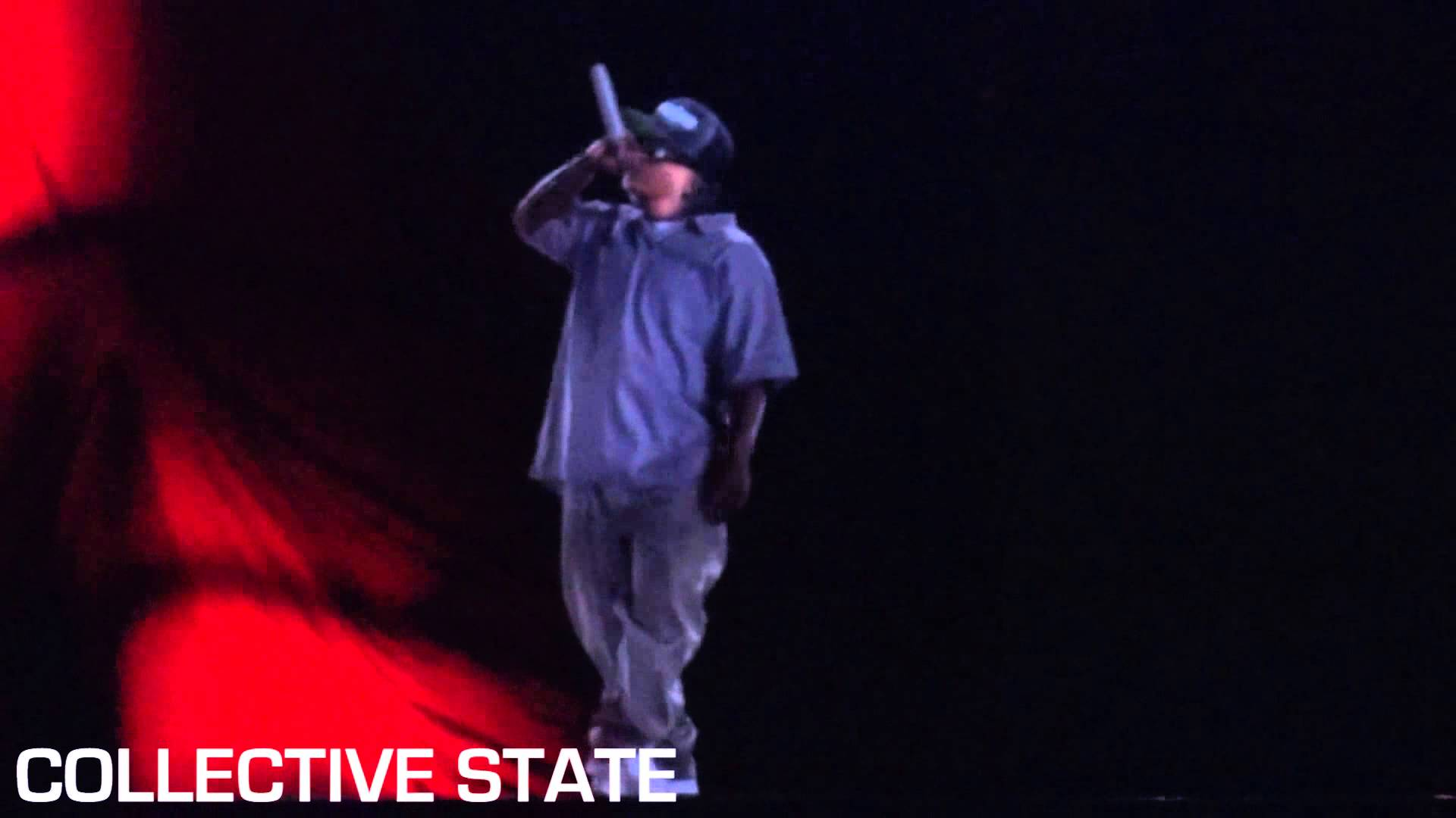 Eazy-E Hologram At Rock The Bells