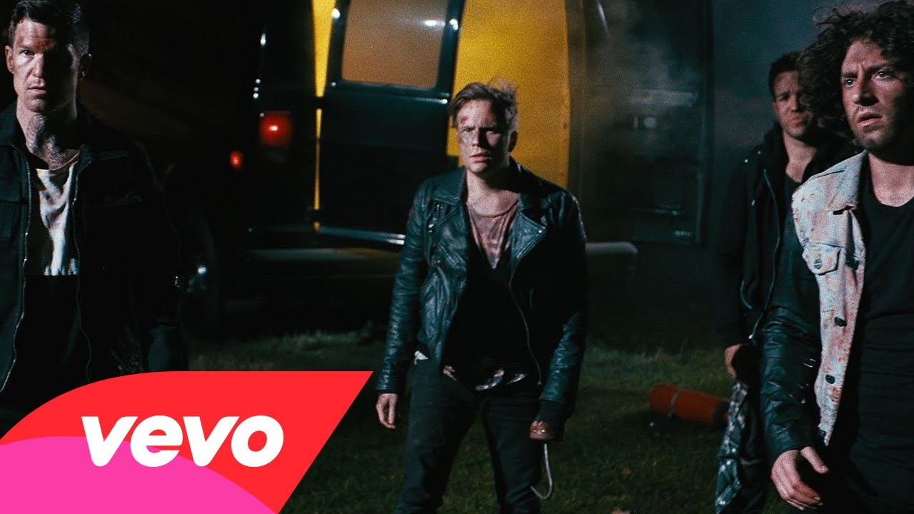 Fall Out Boy Feat. Big Sean – The Mighty Fall