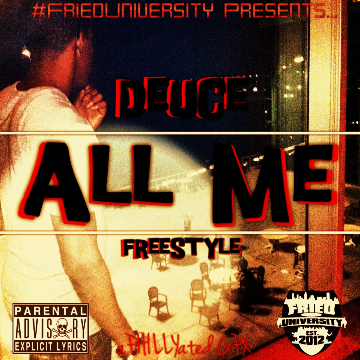 Deuce – All Me [Freestyle]