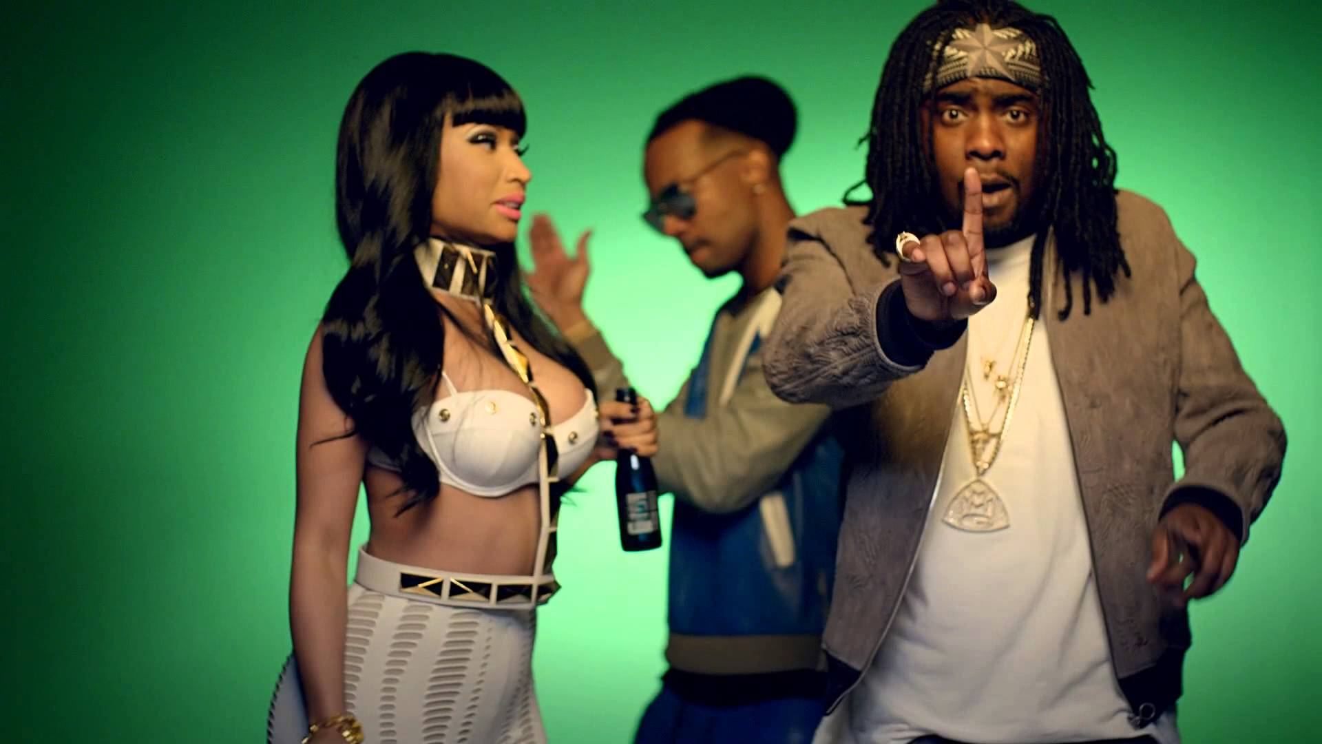Wale Feat. Nicki Minaj & Juicy J – Clappers [NSFW]