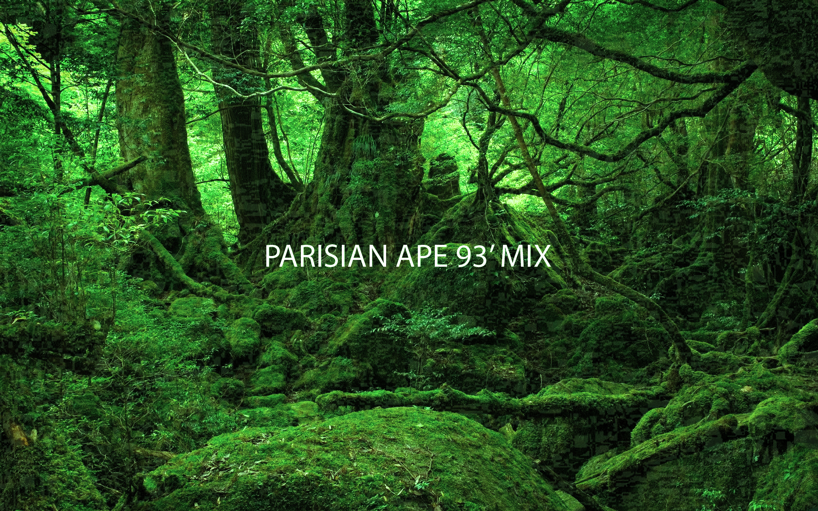 Ralph French – Parisian Ape 93′ [EP]