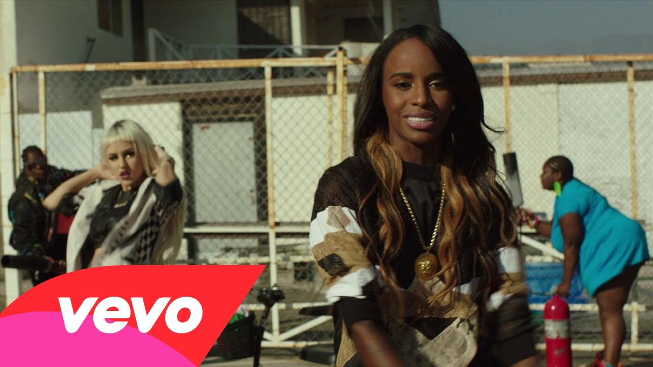 Angel Haze – Echelon (It's My Way)