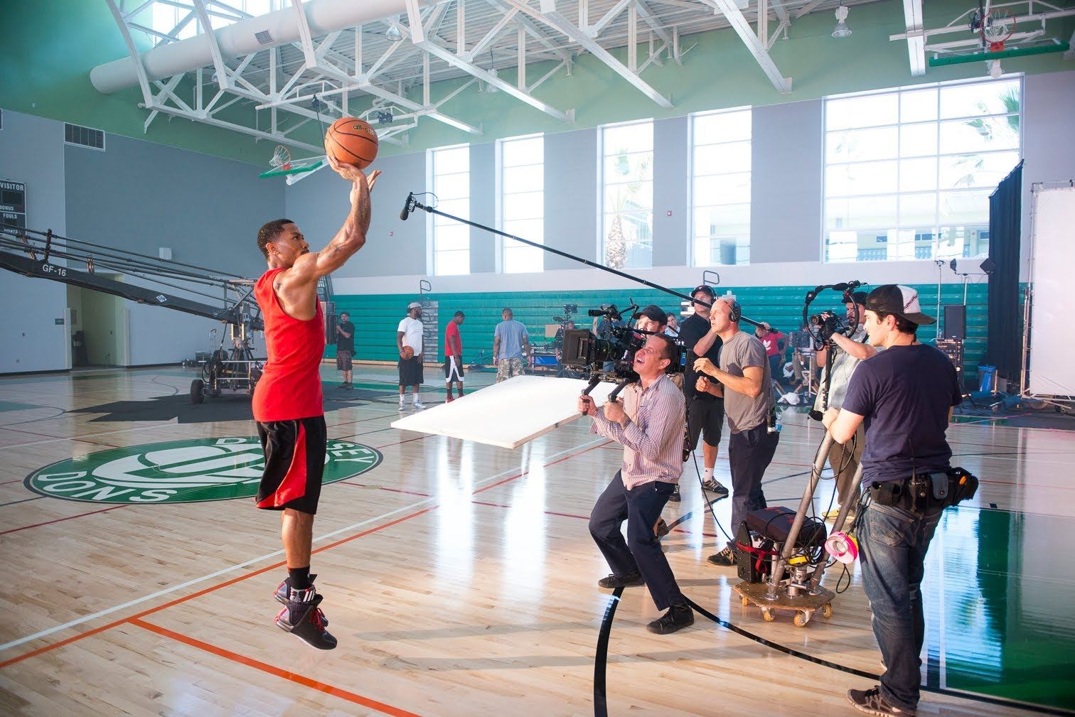 D Rose, 2 Chainz, Big Sean & More Star In Adidas Ad