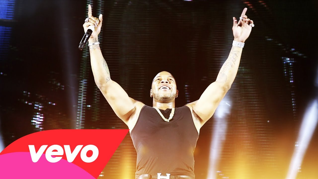 Flo Rida – Laser Light Show