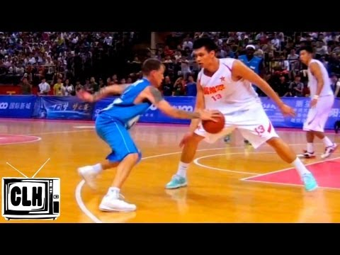 Jason Williams (White Chocolate) – Dominates In China