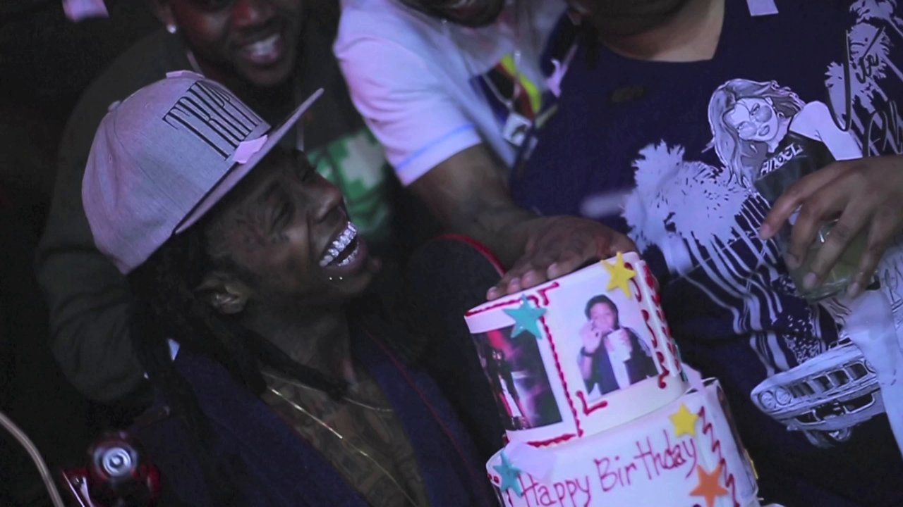 Lil Wayne Celebrates His 31st Birthday At Miami's Club LIV