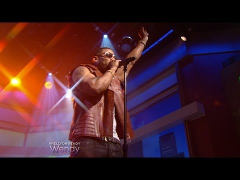 "Nelly Performs ""Rick James"" On Wendy Williams"