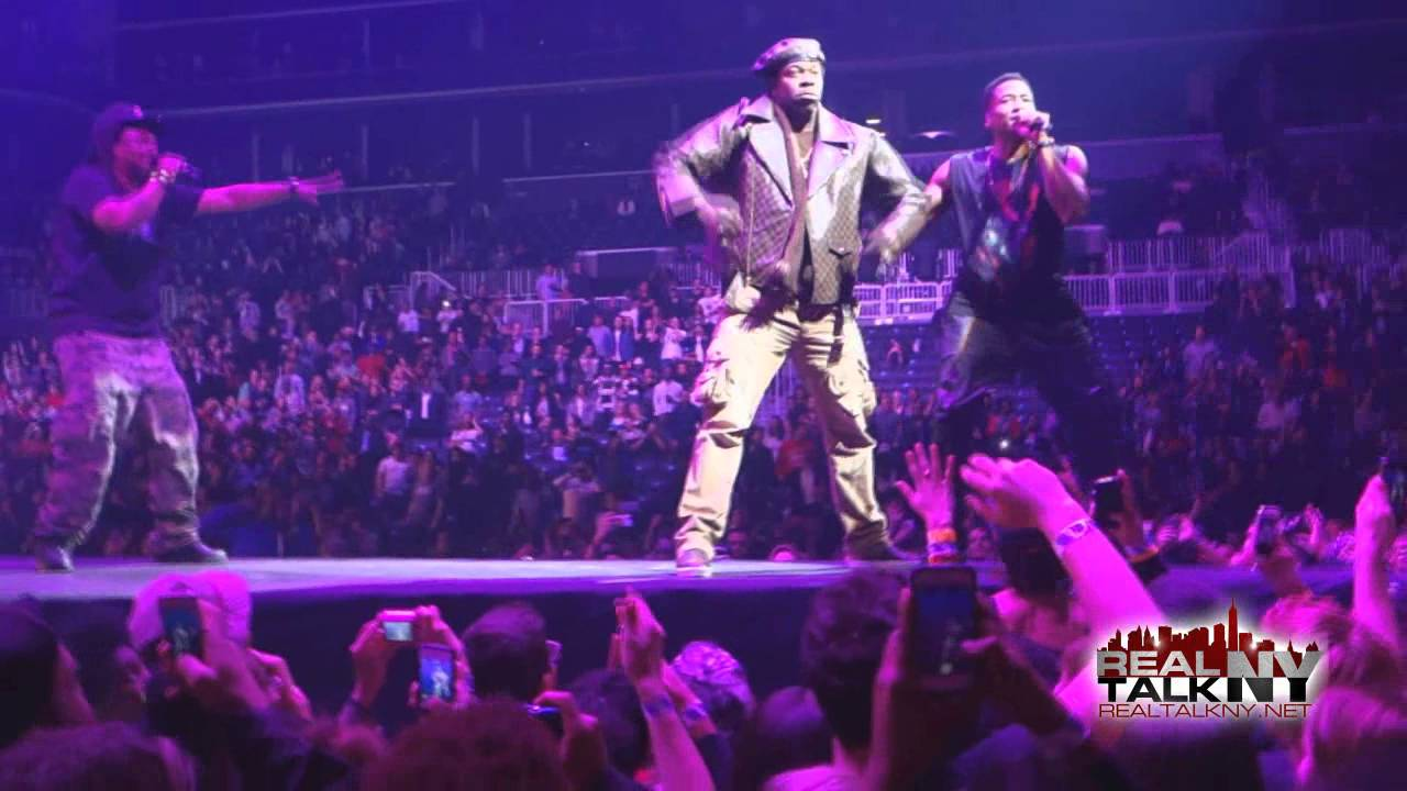 A Tribe Called Quest Brings Out Busta Rhymes In Brooklyn
