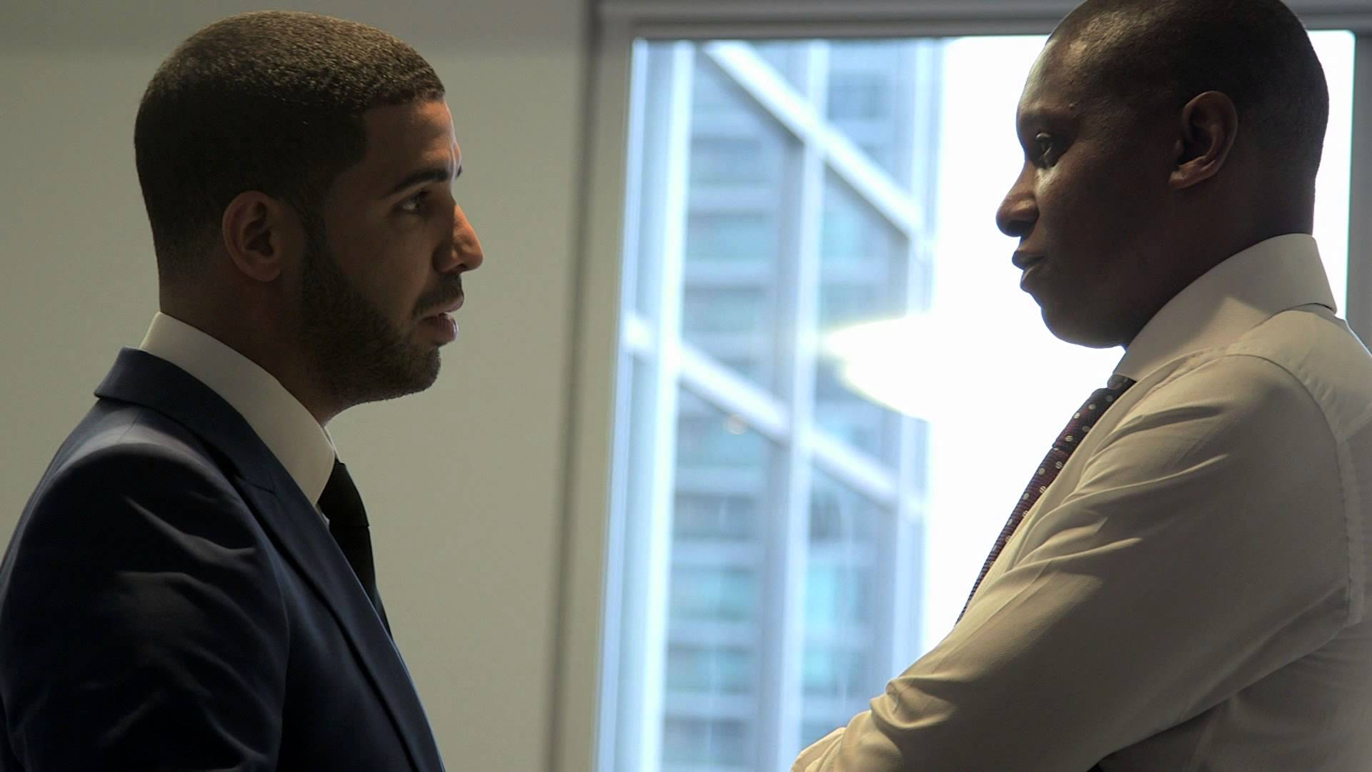 Drake Gets Serious As He Discusses The Toronto Raptors