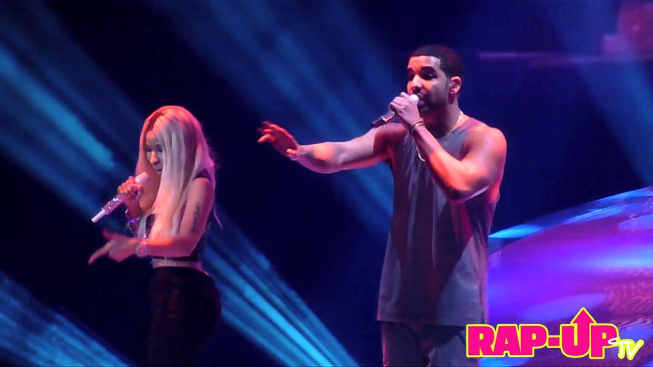 Drake Squashes Nicki Minaj Beef Rumors