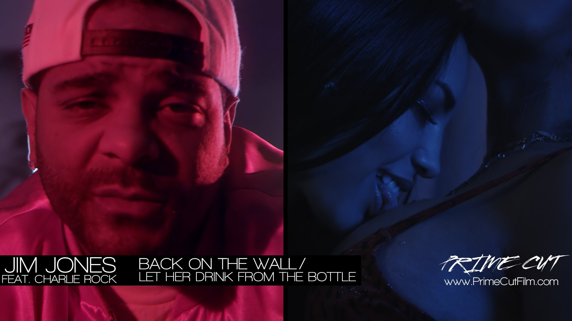 Jim Jones – Back On The Wall x Let Her Drink From The Bottle Feat. Charlie Rock