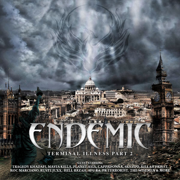 Endemic Feat. Roc Marciano, P.R. Terrorist, Kevlaar 7 – Capos