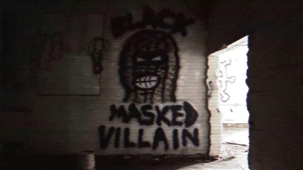 RIQ – Black Masked Villain
