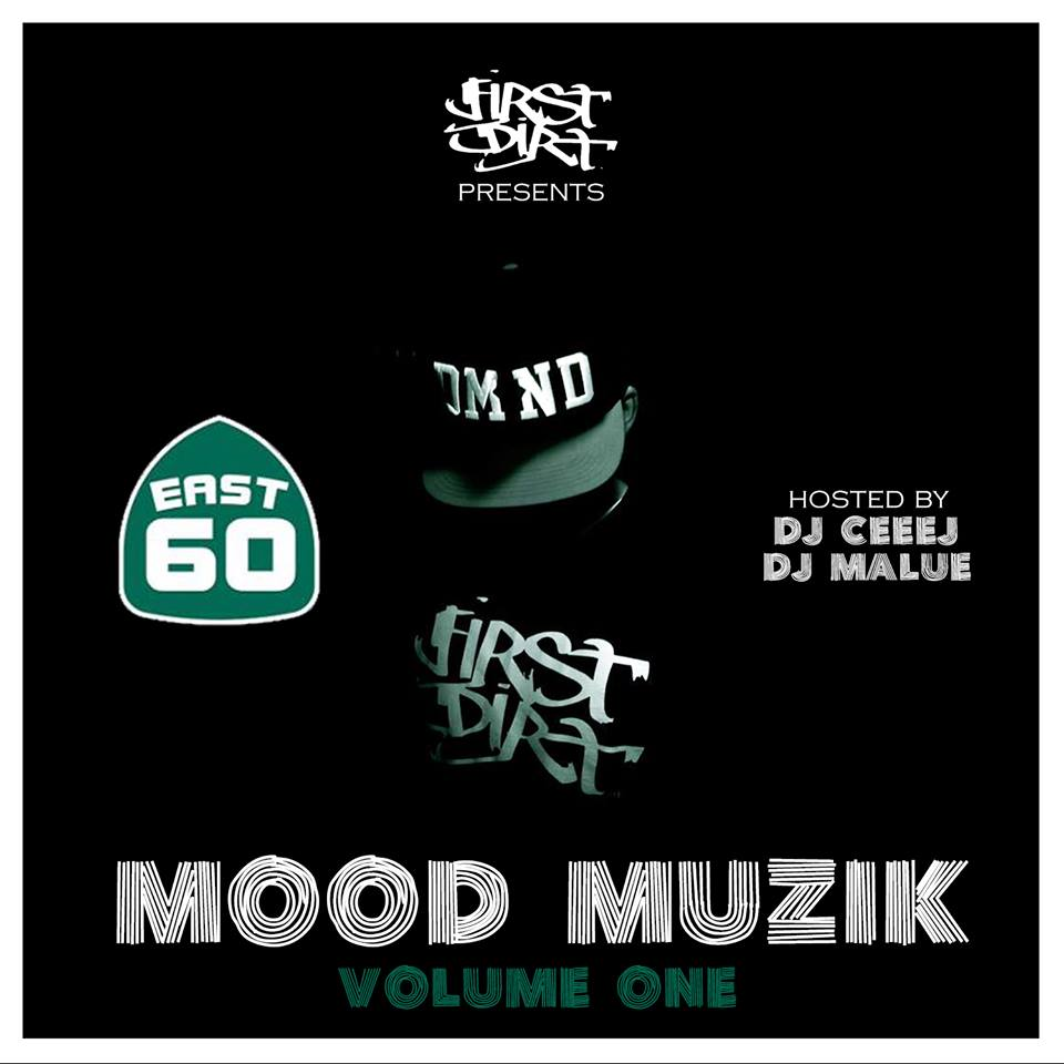 60 East Mood Muzik Cover