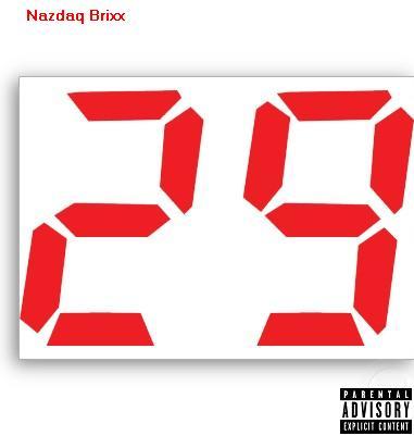 Nazdaq Brixx 29 EP cover
