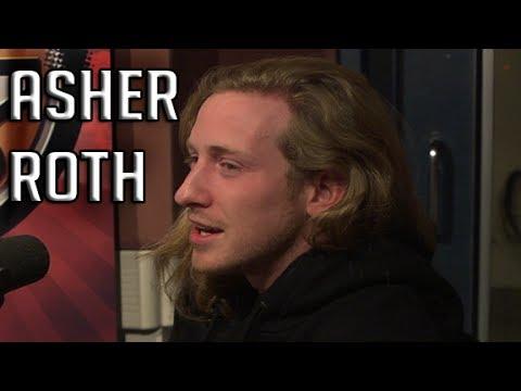 Asher Roth Addresses Eminem's Diss