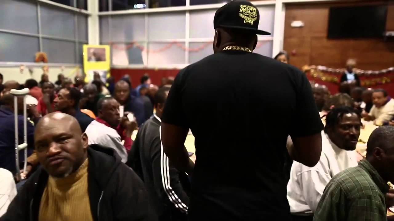 Jeezy Feeds The Homeless For Thanksgiving