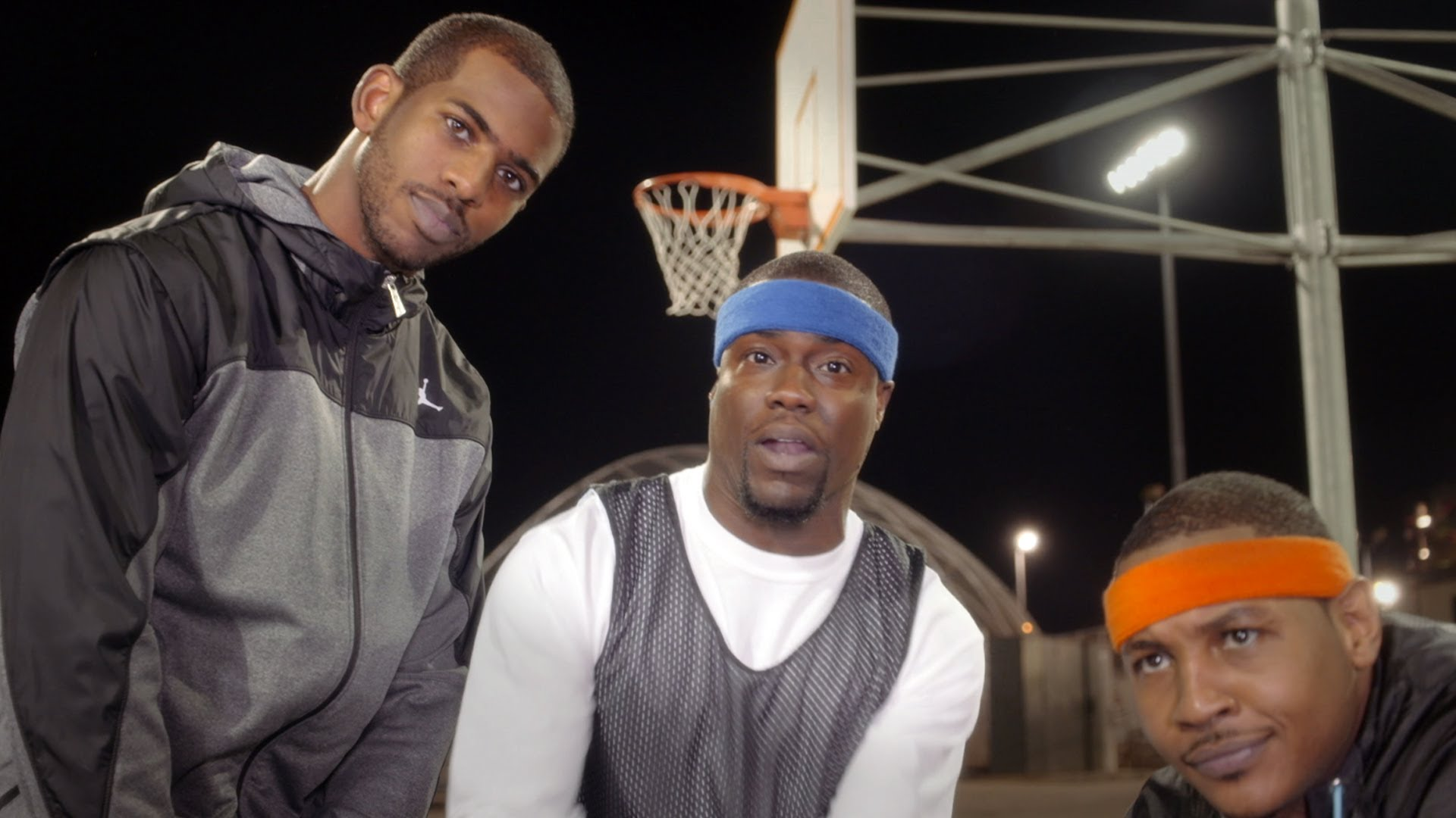 "Kevin Hart Covers Skee-Lo's ""I Wish"" For NBA Spot"