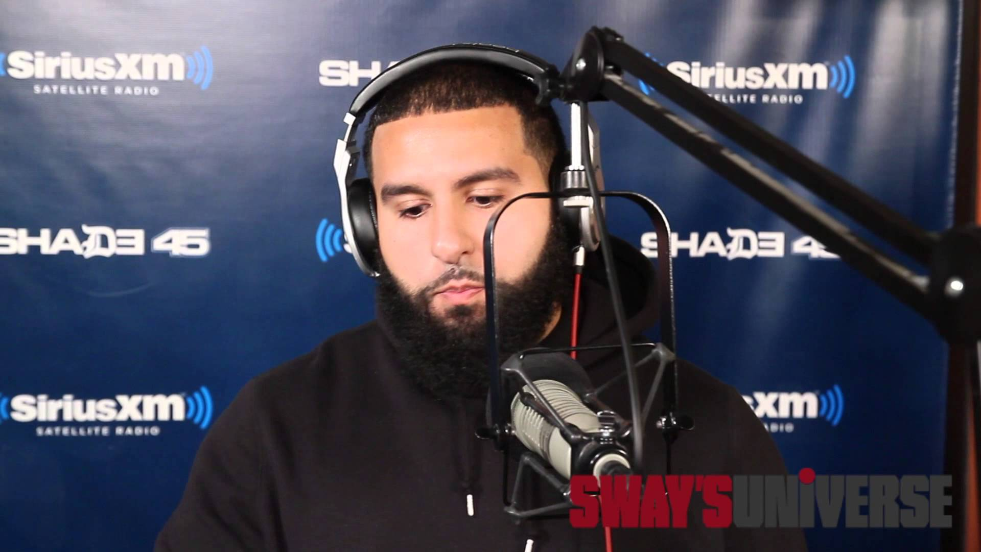 "Muggsy Malone – ""Shade45″ Sway In The Morning Interivew [Part 2]"