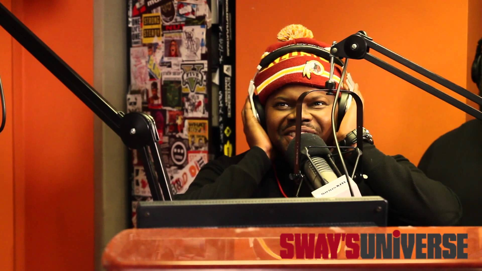 "Muggsy Malone – ""Shade45"" Sway In The Morning Interivew"
