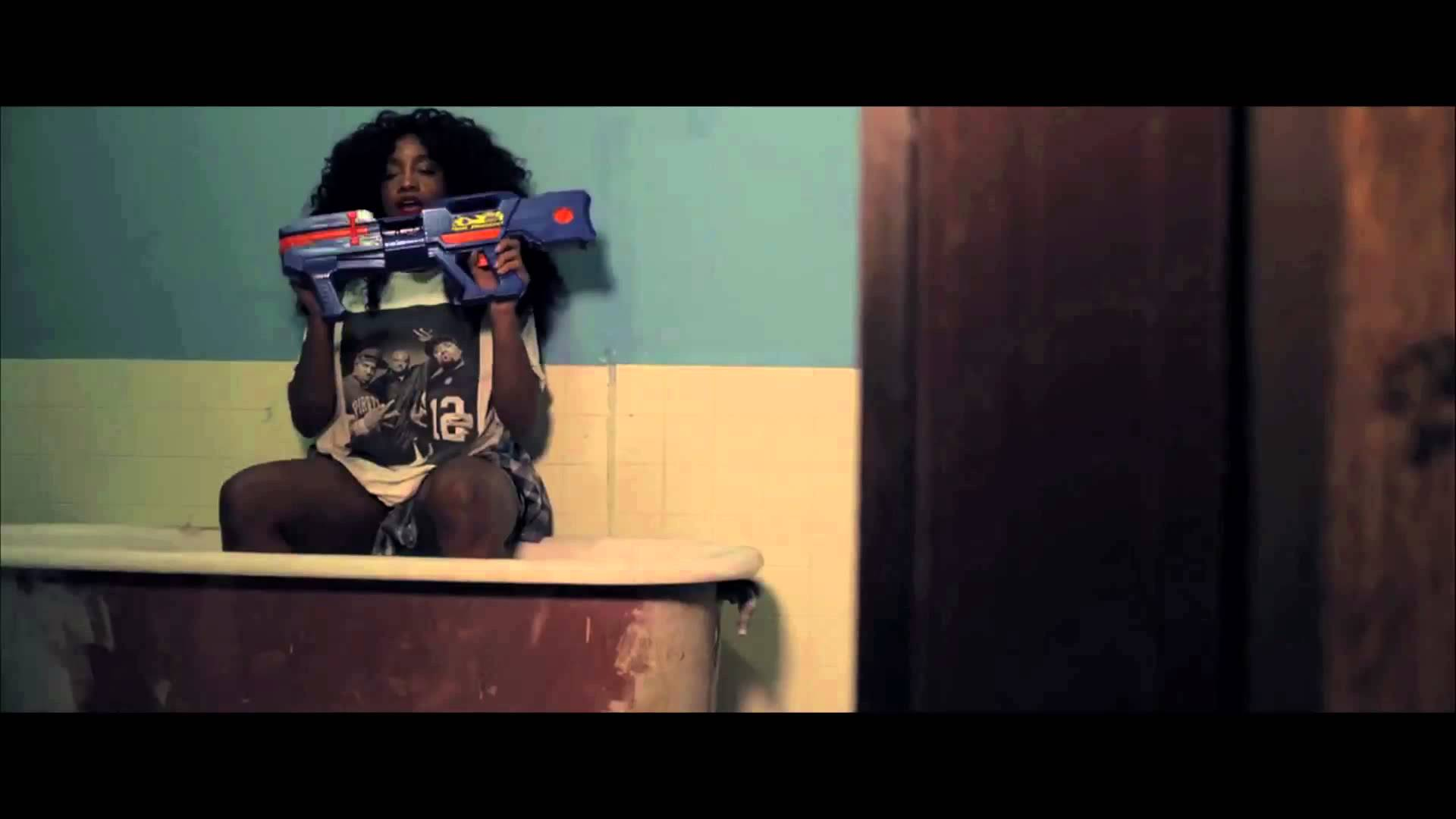 SZA Feat. 50 Cent – Teen Spirit (Remix)
