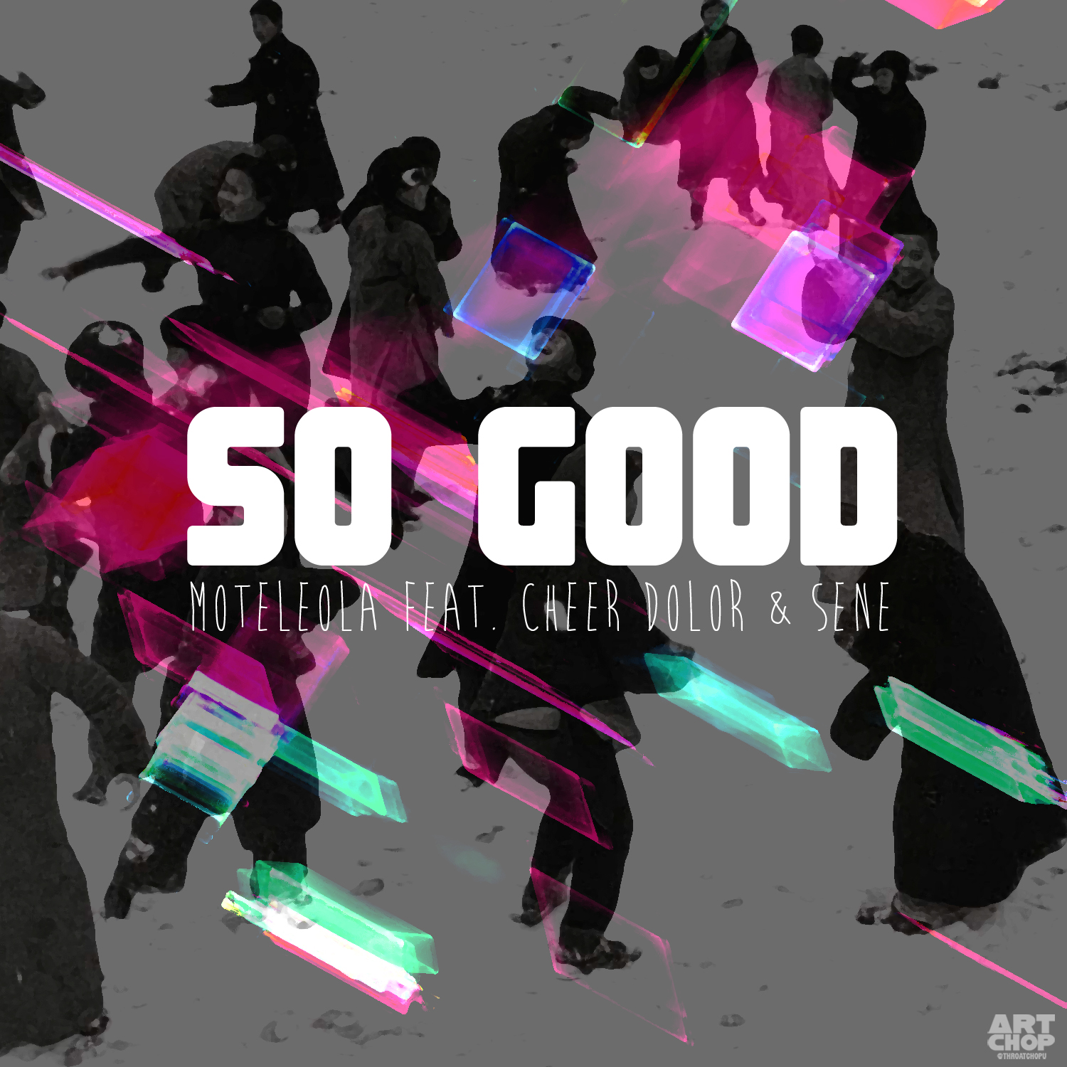 Moteleola Feat. Cheer Dolor & Sene – So Good