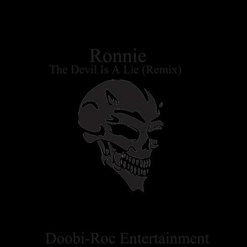 ronnie-the-devil-is-a-lie-cover