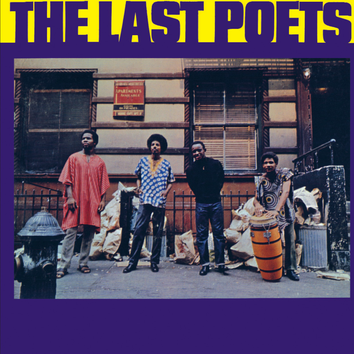 Black History Month: The Grandfather's Of Hip Hop, The Lost Poets