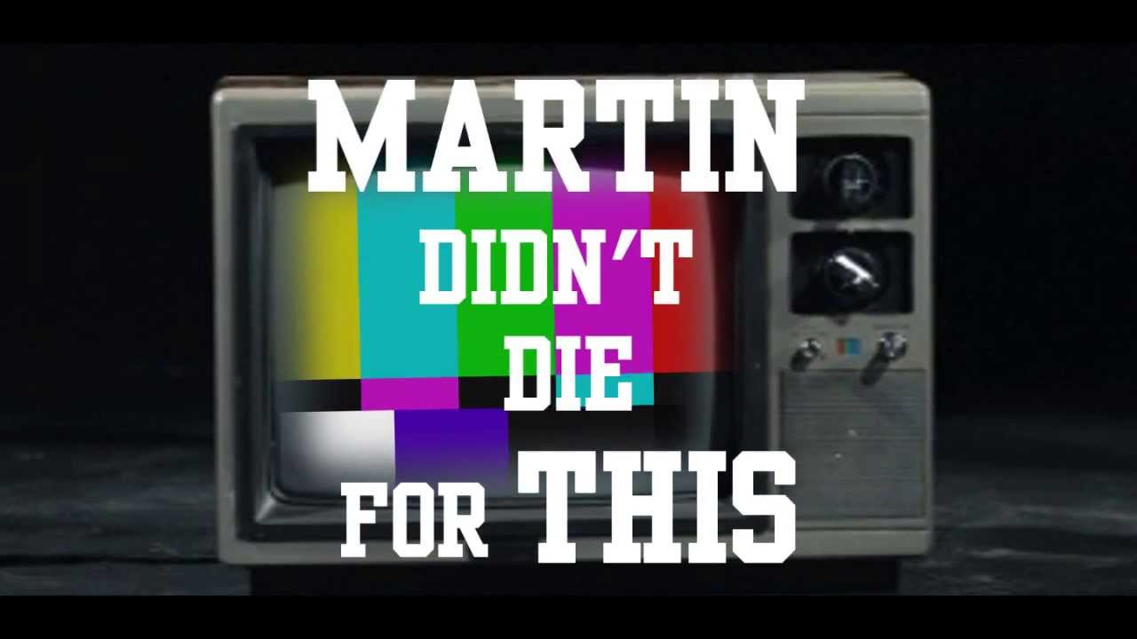 Devine Carama – Martin Didn't Die For This