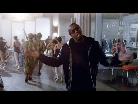 Diddy & Drake Star In Time Warner Cable Commercial